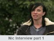 Nic Interview part 1